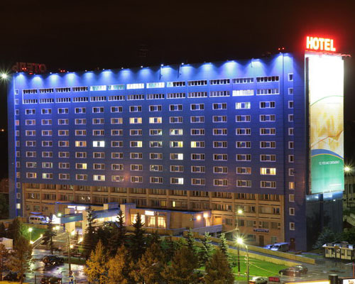 Moscow Sheremeievo airport hotel(5 star)
