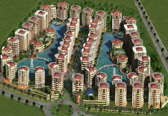 Dubai Lagoon Apartment (UAE)