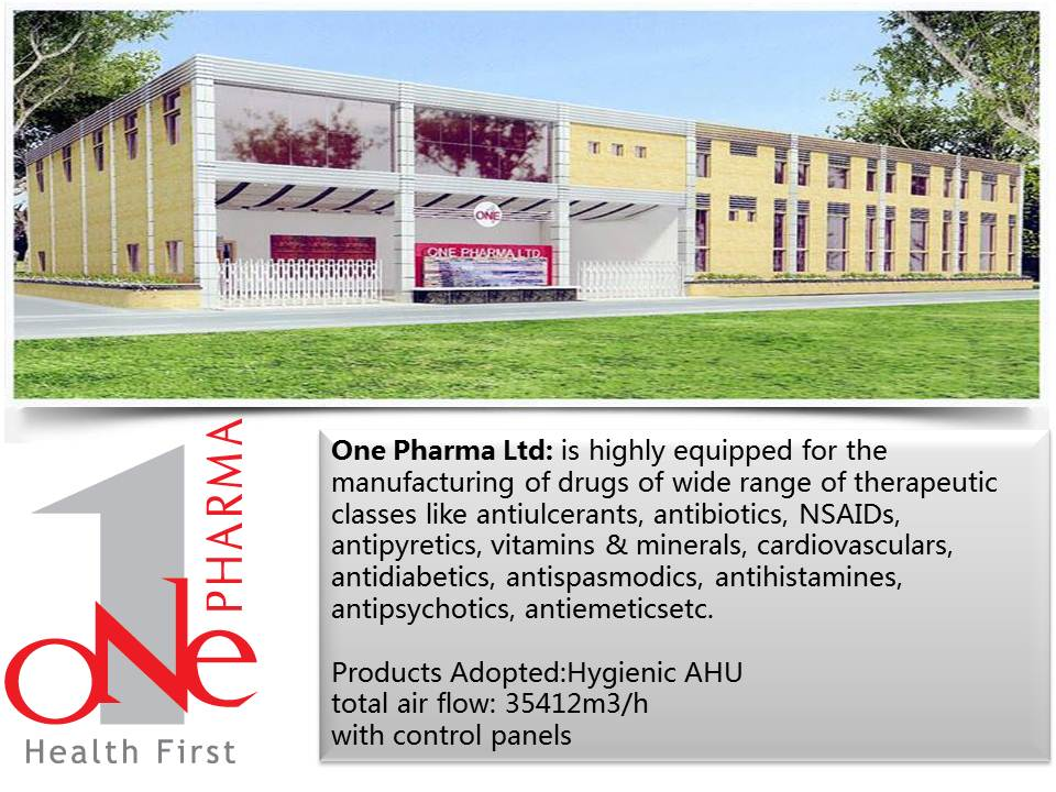 One Pharma Ltd(Bangladesh)
